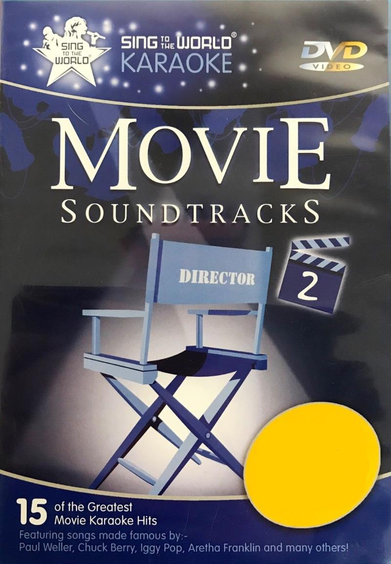 Movie Soundtracks 2 - 1 DVD