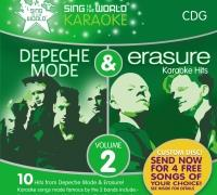Depeche Mode & Erasure - Vol 2