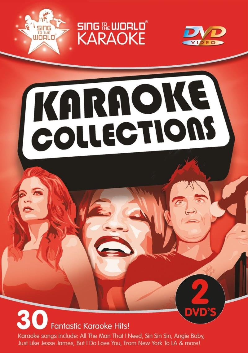 Karaoke Collections DVD