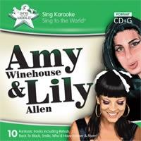 Hits Of Amy Winehouse & Lily Allen