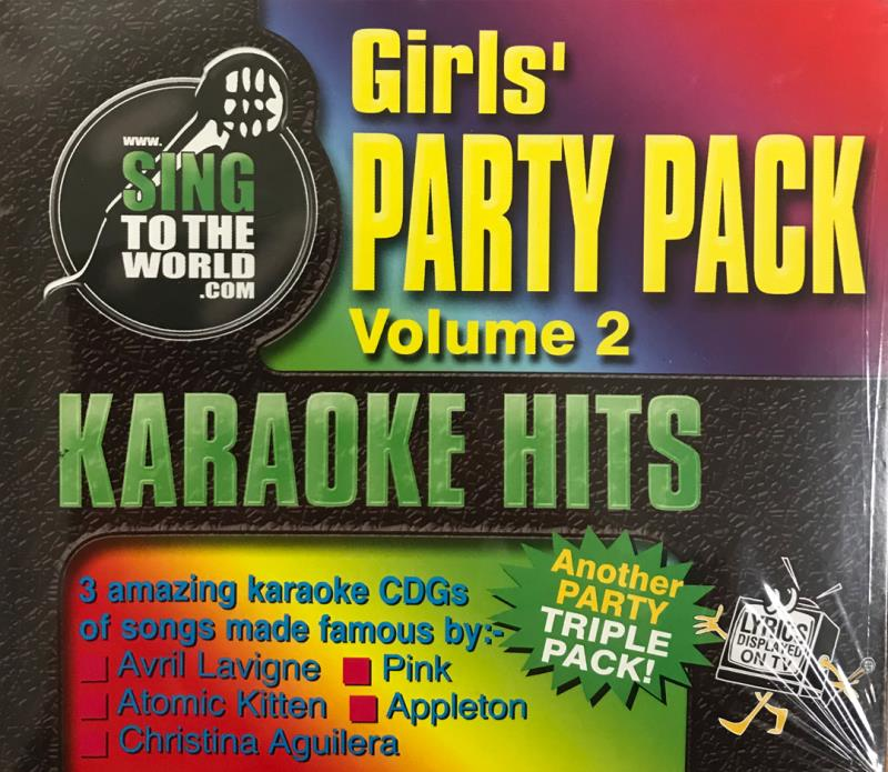 Girls Party Pack Vol 2