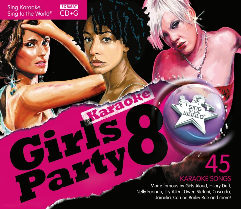 Girls Party Pack Vol 8