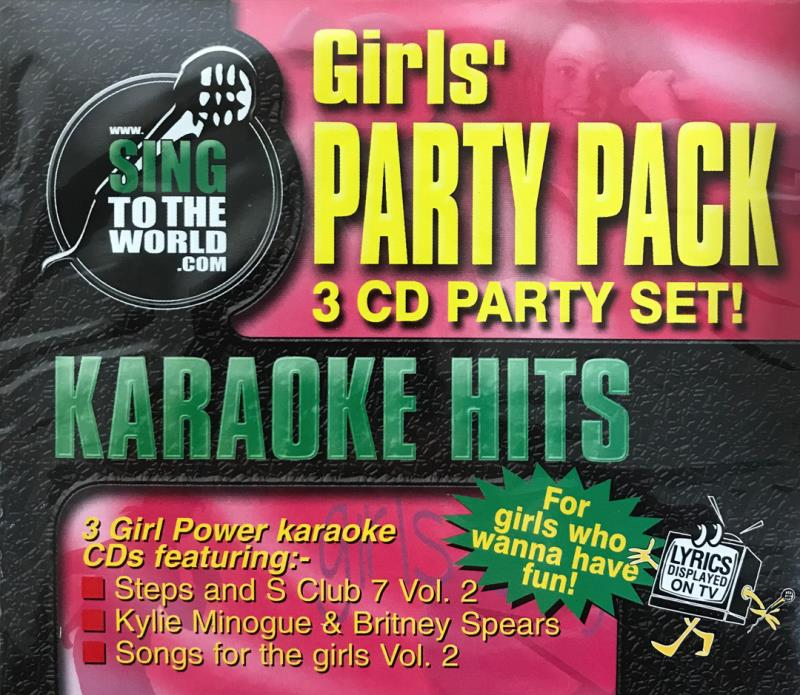 Girls Party Pack Vol 1