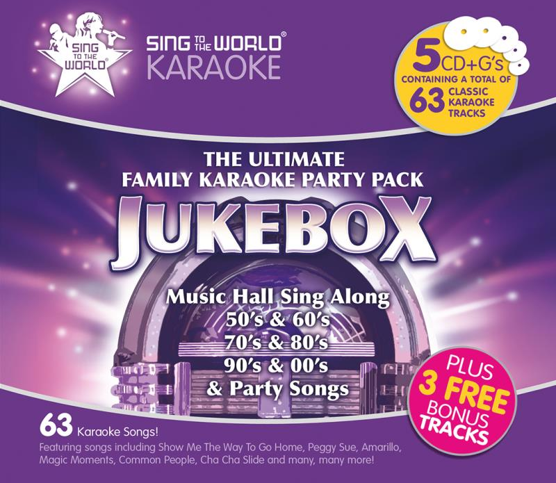 Family Karaoke Jukebox Vol 1