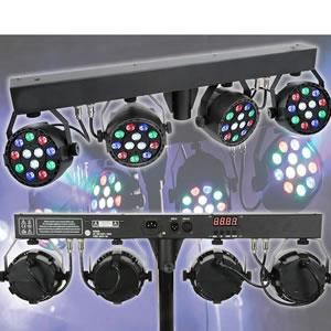 LED Effects Lighting Bar Set