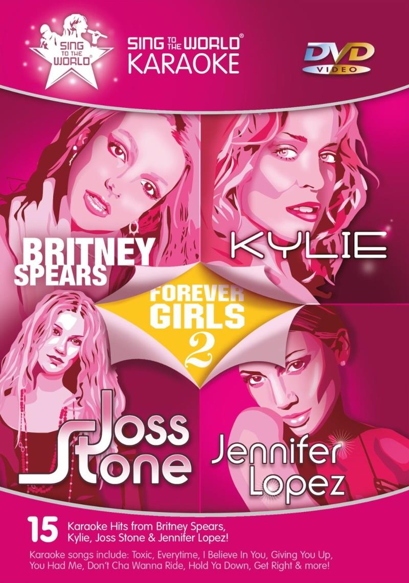 Forever Girls 2 DVD