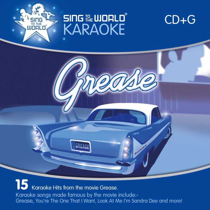 Karaoke Hits from Grease